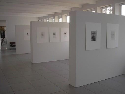 Ferdinand Tosch Ausstellung Morat Institut Freiburg